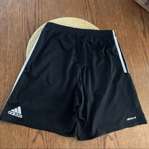 Adidas Dry Dye Sporty Drawstring Shorts Size Small